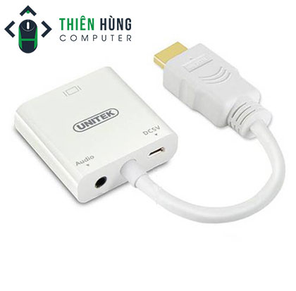 HDMI to VGA + Audio Unitek