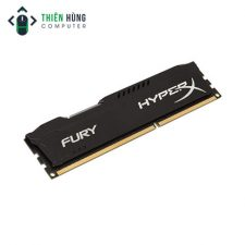 Ram Kingston HyperX Fury Black 8GB 1600MHz DDR3