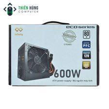 Nguồn Infinity ECO 600W 80Plus
