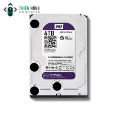HDD WD 4TB PUPLE