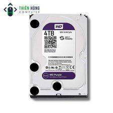 HDD WD 4TB PUPLE