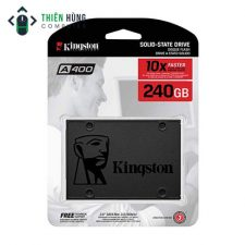 Ổ cứng SSD Kingston A400 240GB Sata III